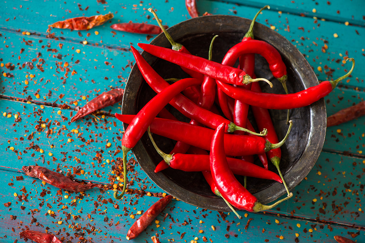 We are pleased to announce that our chilli farm is back and taking orders!