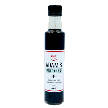 ADAM'S ORIGINAL CHILLI INFUSED ORGANIC BALSAMIC VINEGAR OF MODENA (250ML)