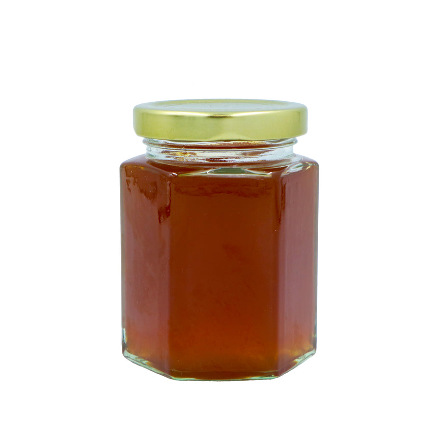 ADAM'S ORIGINAL PEAR CHILLI JELLY (220G)