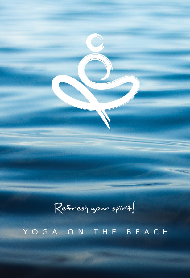 Yoga On The Beach Merch Store Merchheaven