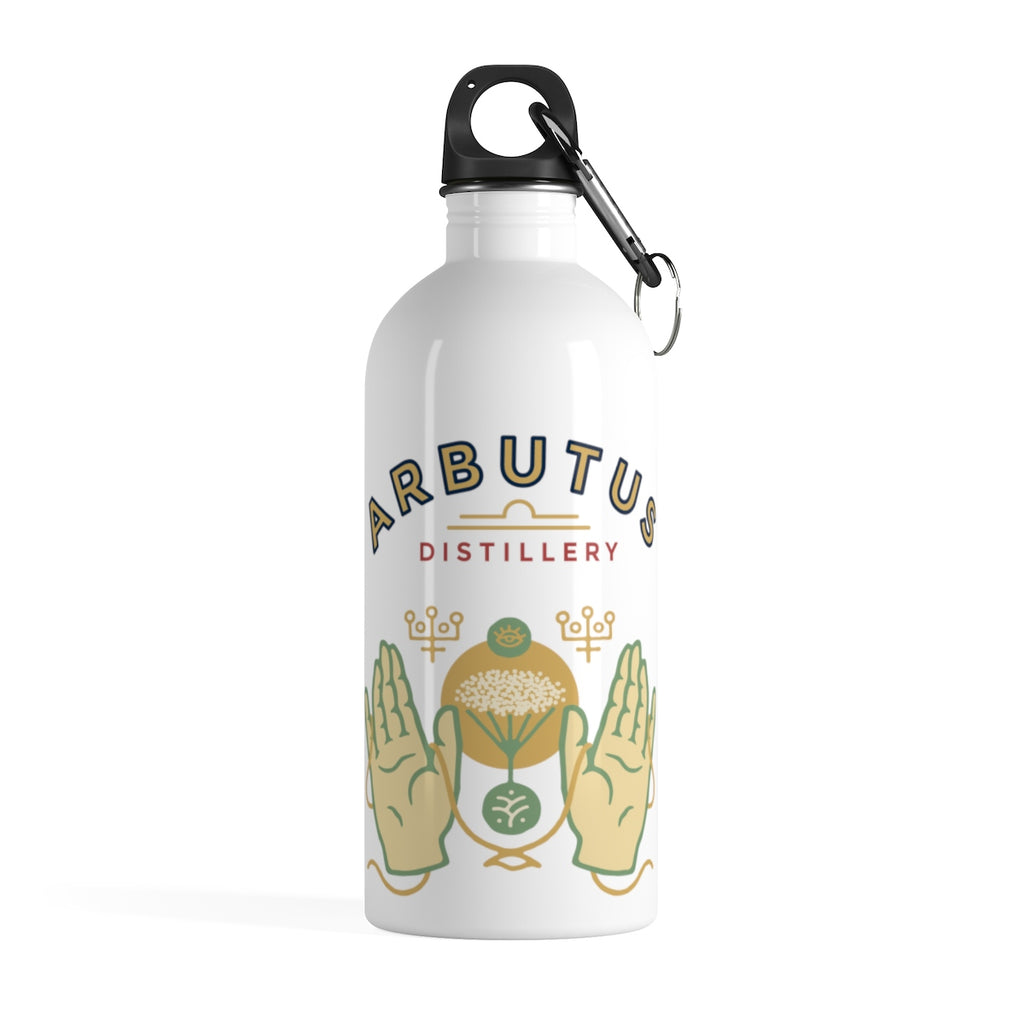 Arbutus Distillery - Stainless Steel Water Bottle, Bottle, Arbutus Distillery - MerchHeaven.com