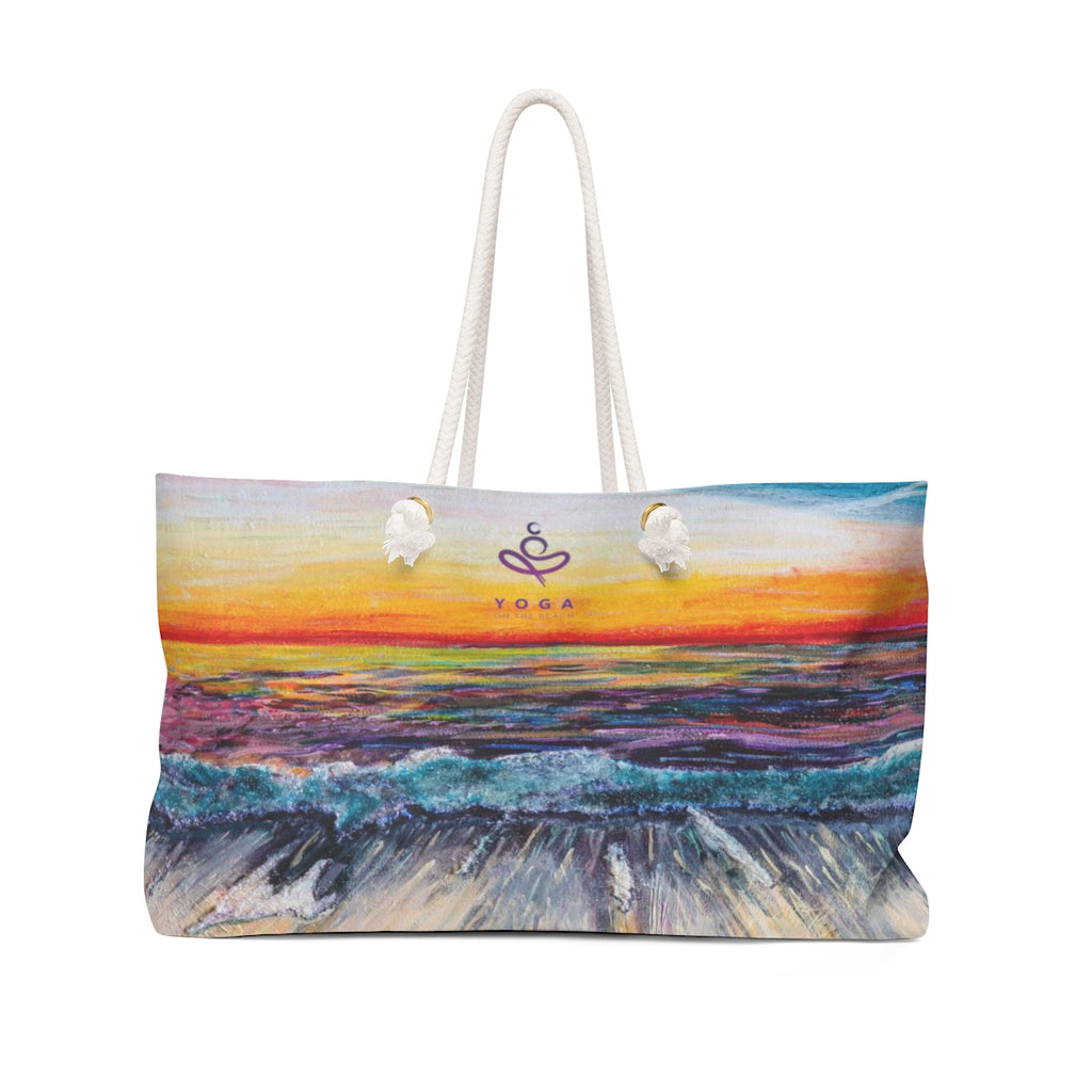 Bag - YOGA on the Beach - [variant_title] - MerchHeaven.com merchandise and Branding