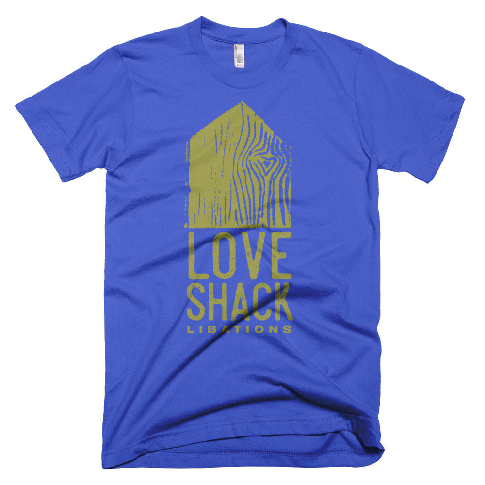 Shirt - Love Shack Libations - Royal Blue / XS - MerchHeaven.com merchandise and Branding