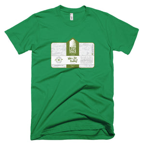 Love Shack Libations - Who's Your Paddy? Label Shirt - American Apparel 2001 T-Shirt, Shirt, Love Shack Libations - MerchHeaven.com