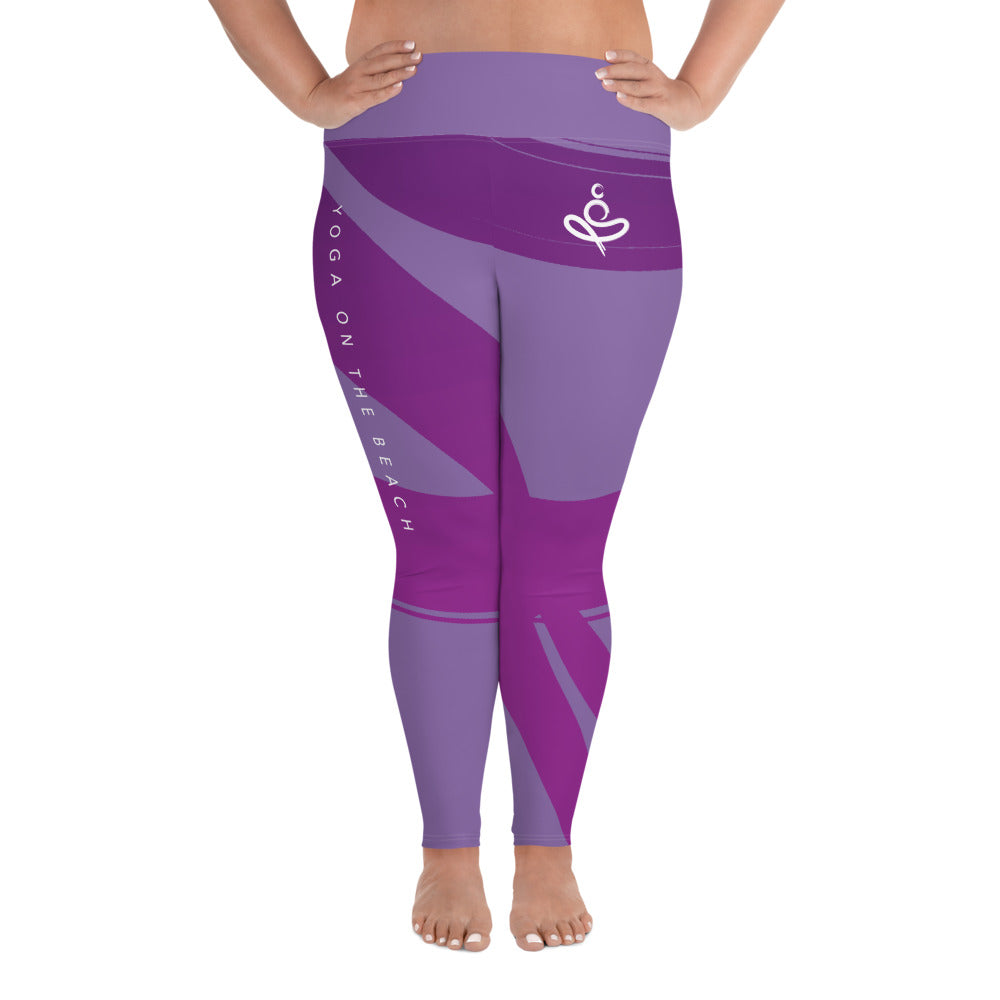 Leggings - YOGA on the Beach - 2XL - MerchHeaven.com merchandise and Branding