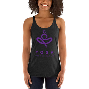 Shirt - YOGA on the Beach - Vintage Black / XS - MerchHeaven.com merchandise and Branding