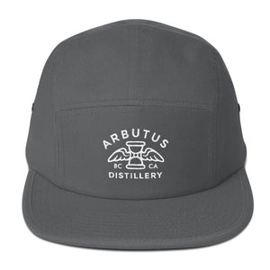 Hat - Arbutus Distillery - Charcoal gray - MerchHeaven.com merchandise and Branding