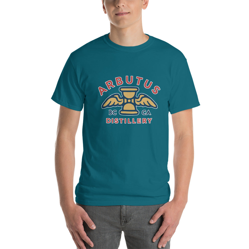 Shirt - Arbutus Distillery - Galapagos Blue / S - MerchHeaven.com merchandise and Branding