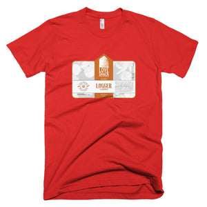 Shirt - Love Shack Libations - Red / XS - MerchHeaven.com merchandise and Branding