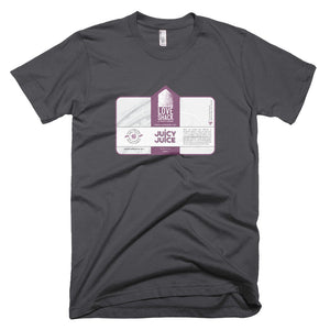 Love Shack Libations - Juicy Juice Label Shirt - American Apparel 2001 T-Shirt, Shirt, Love Shack Libations - MerchHeaven.com