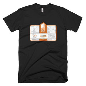 Shirt - Love Shack Libations - Black / XS - MerchHeaven.com merchandise and Branding