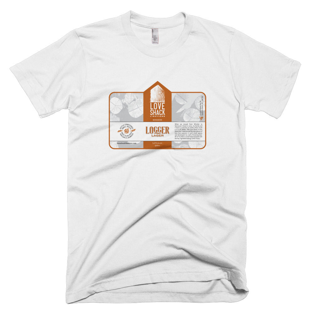 Shirt - Love Shack Libations - White / XS - MerchHeaven.com merchandise and Branding