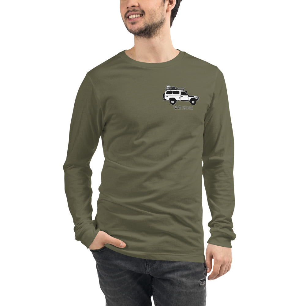YWAM Broome - Unisex Long Sleeve Tee