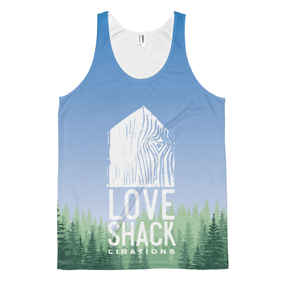 Shirt - Love Shack Libations - XS - MerchHeaven.com merchandise and Branding