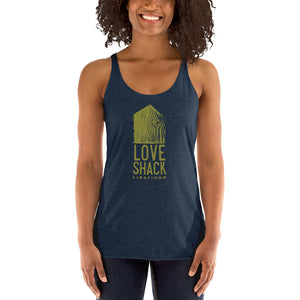 Love Shack Libations - Women's Next Level 6733 Racerback Tank Top, Shirt, Love Shack Libations - MerchHeaven.com