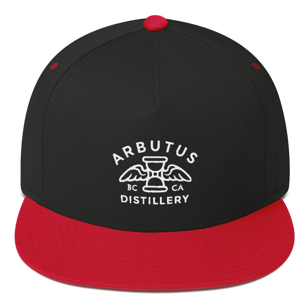 Hat - Arbutus Distillery - Black/ Red - MerchHeaven.com merchandise and Branding
