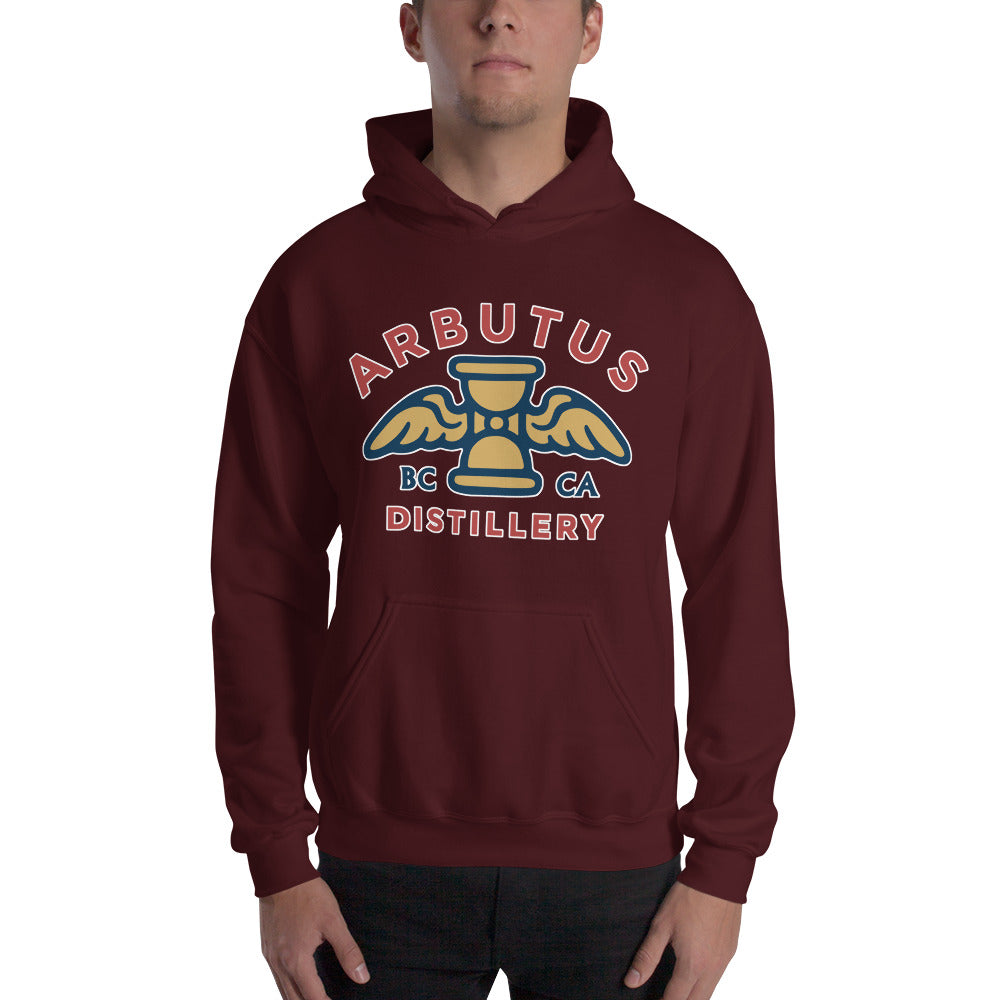 Shirt - Arbutus Distillery - Maroon / S - MerchHeaven.com merchandise and Branding