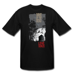 Love Shack Libations - Dave of the Dead - Halloween Stout - Men's Tall T-Shirt - black