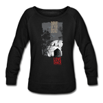 Love Shack Libations - Dave of the Dead - Halloween Stout - Women's Crewneck Sweatshirt - black