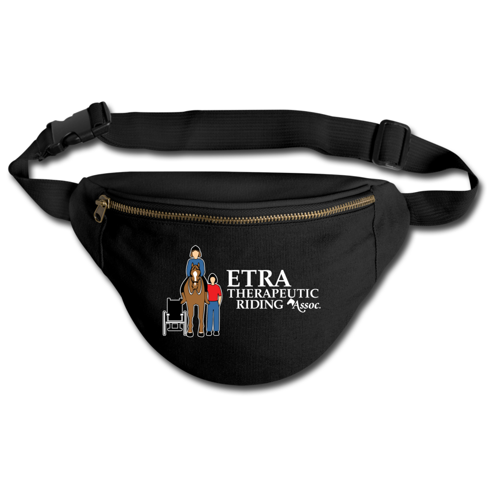 ETRA Therapeutic Riding Association - Fanny Pack, Fanny Pack, ETRA - MerchHeaven.com