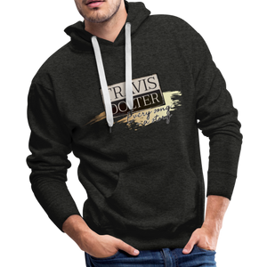 Travis Dolter - Every song a story - Premium Hoodie, Hoodie, Travis Dolter Music - MerchHeaven.com