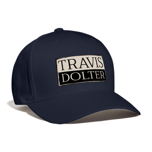 Travis Dolter Baseball Cap - navy
