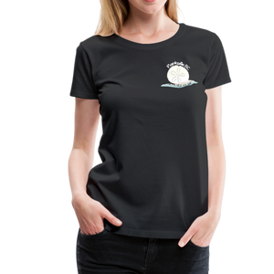 Parksville Visitor Centre - Women's Premium T-Shirt - black