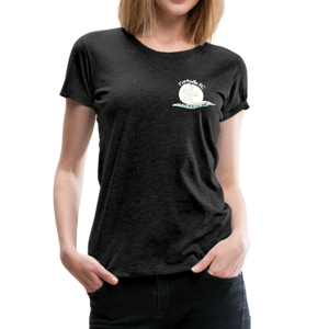 Parksville Visitor Centre - Women's Premium T-Shirt - charcoal gray