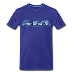 semper Ubi sub Ubi - T-Shirt - royal blue