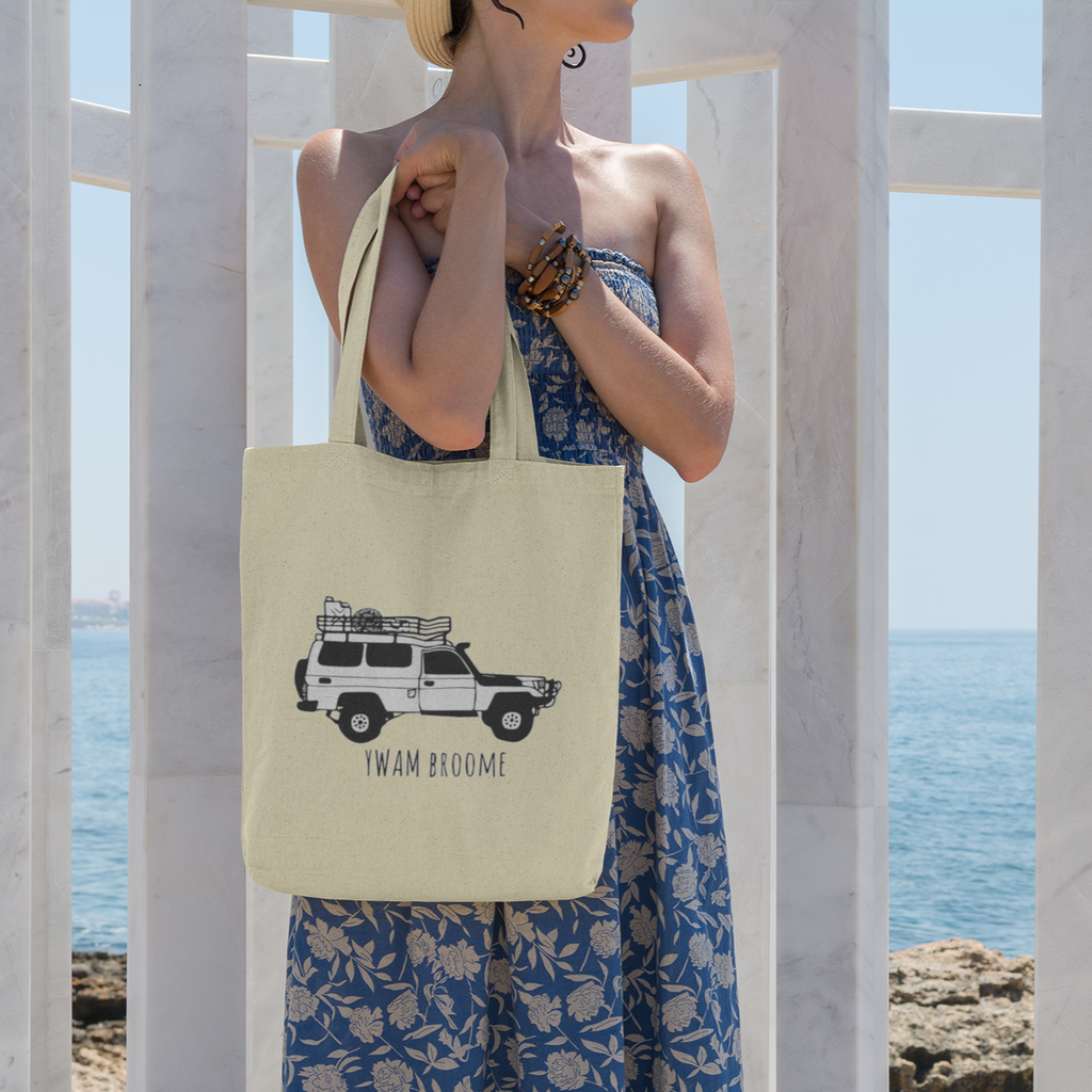 YWAM Broome - Eco Tote Bag