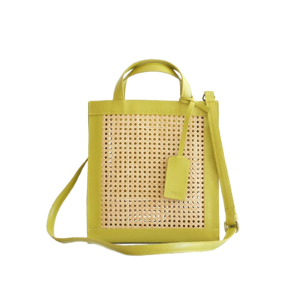 SIA 2 Way Tote - Avocado