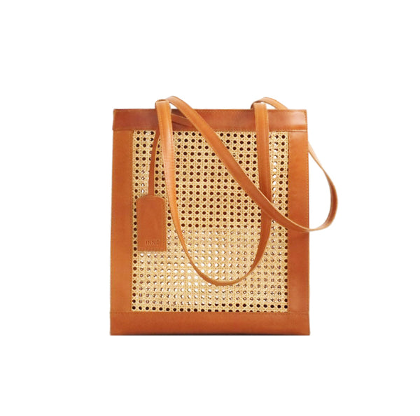 SIA Shoppers Bag - Tan