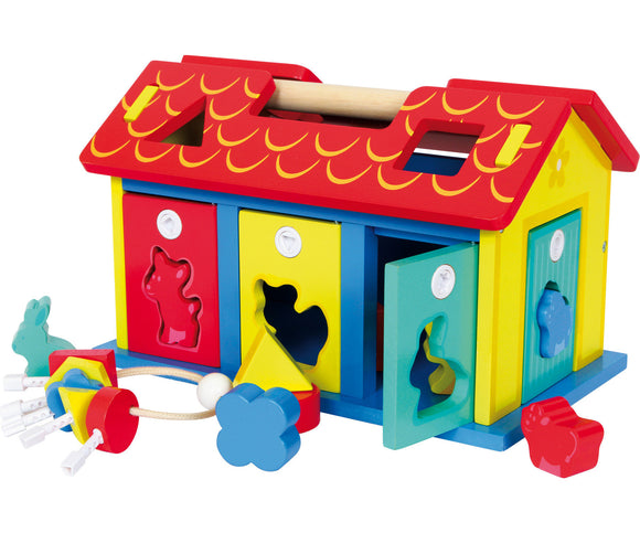 Shape-Sorter House