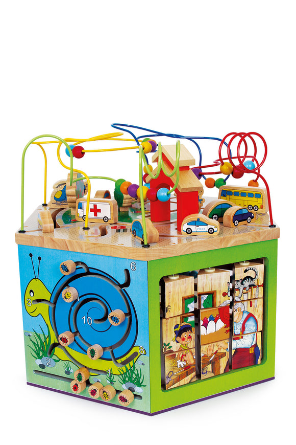 Motor Activity Cube Giuliano