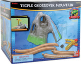 Triple Crossover Railway Mountain