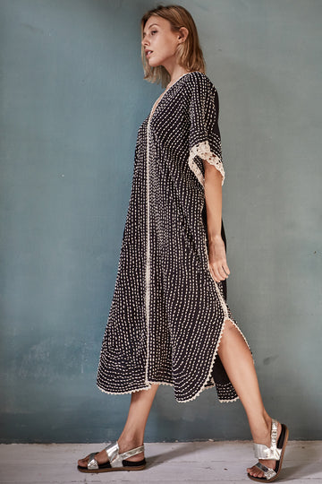 New York City Chic Kaftan Dress Isla