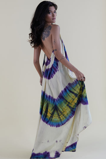 Summer Stefania Kaftan Dress