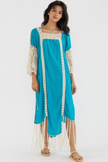 Beach Kaftan Dress Hanelli