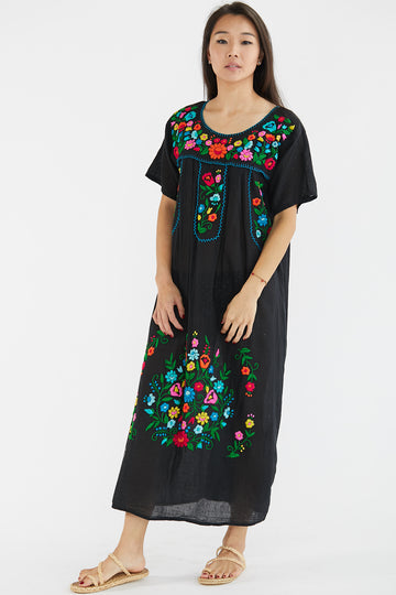 Bohemian Everlasting Summer Dress Noe