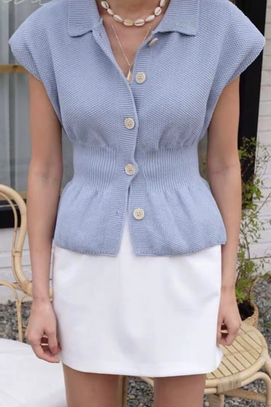 Cardigan Top Meghan