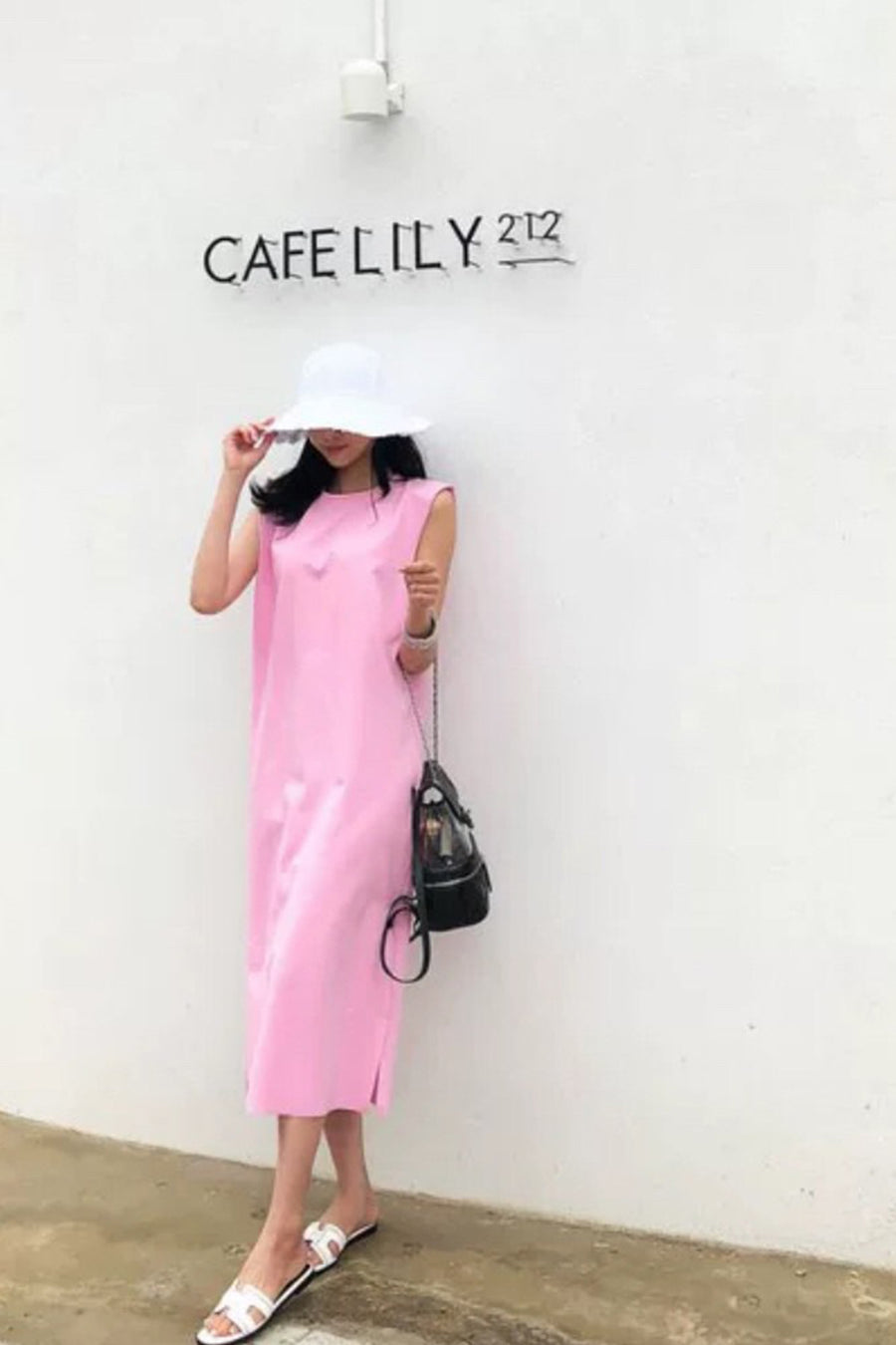 Sleeveless Dress Nila