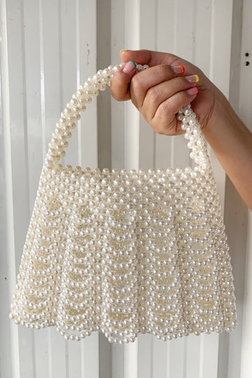 Beaded Bag Art Director Evangelie