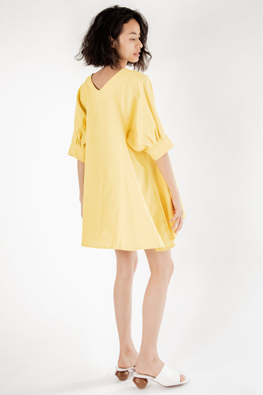Yellow Mini My Favorite Dress Claes