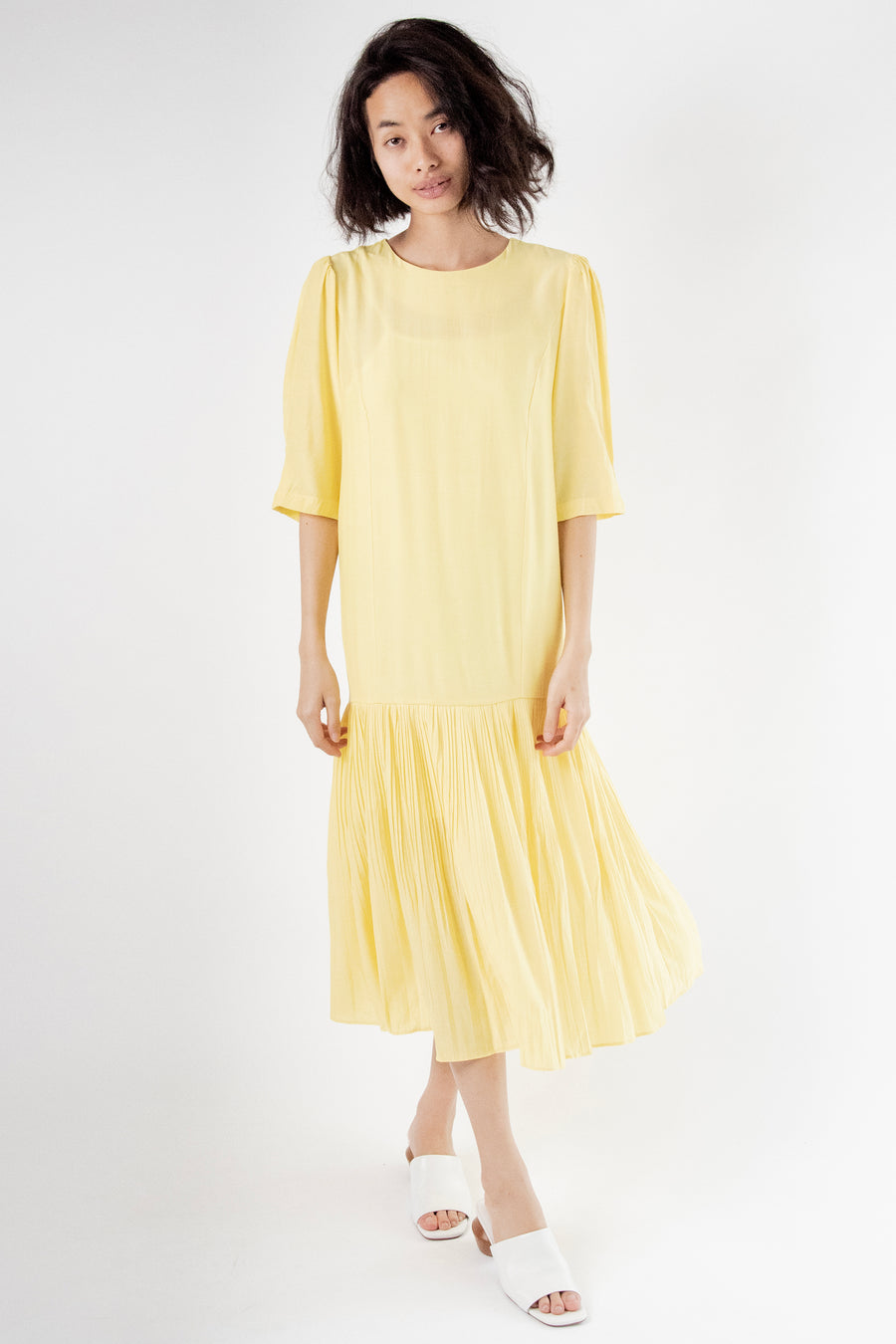 Yellow Dress Agnes