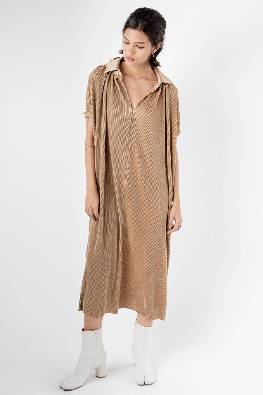 Pleated Dress Margaret