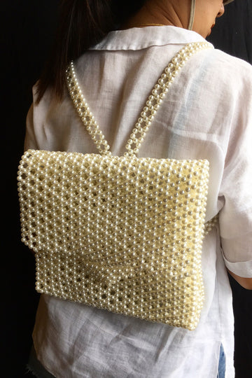 Beaded Backpack Breeze