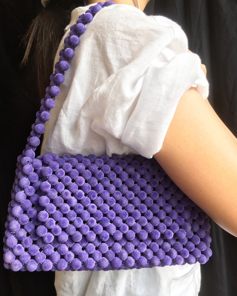 Beaded Clutch Emma
