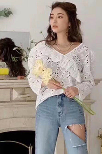 Lace Top Wiwaree