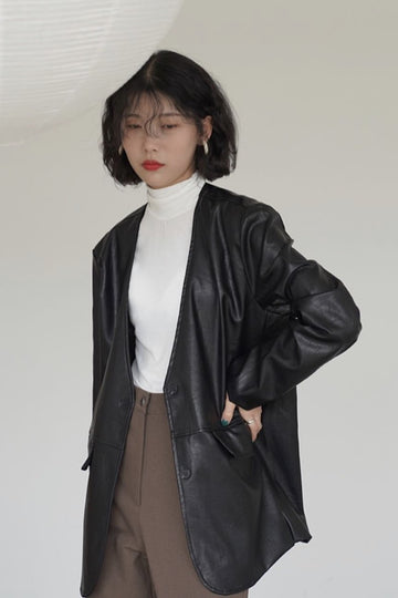 Leather Jacket Janet
