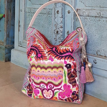 Tribal Hobo Bag Mim